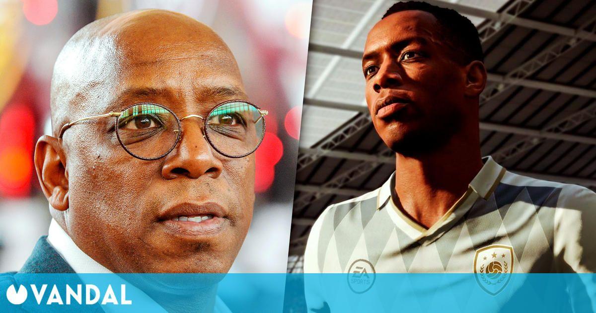 EA expulsa de por vida a un jugador de FIFA por insultos racistas a Ian Wright