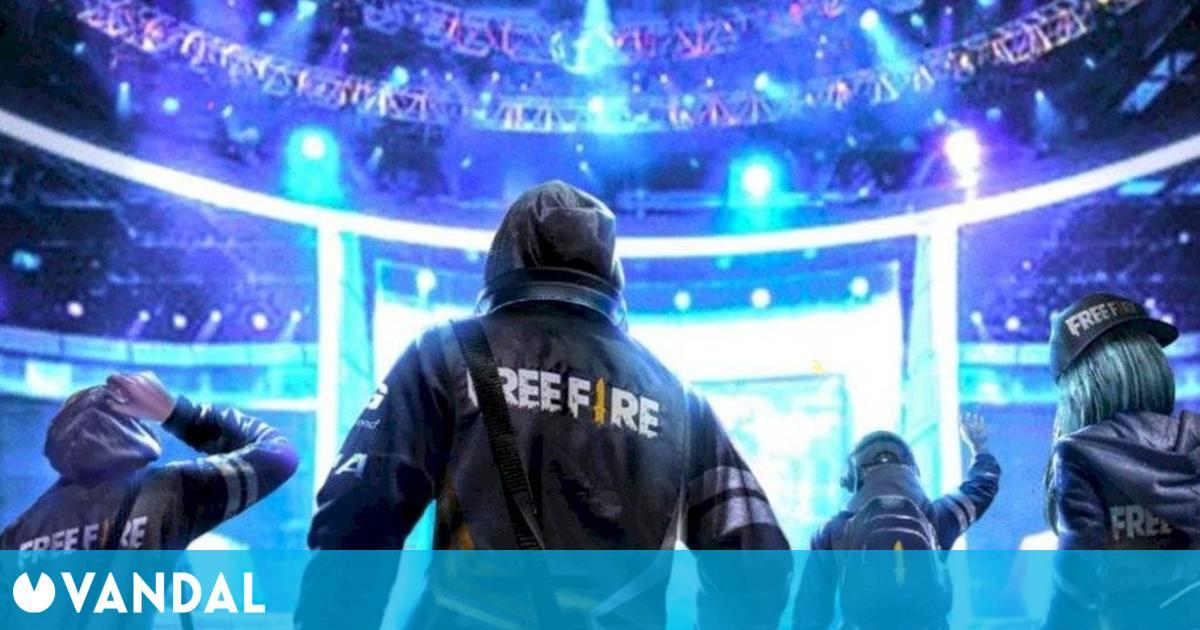 Free Fire continúa su éxito: fue el juego para móviles más descargado de 2020