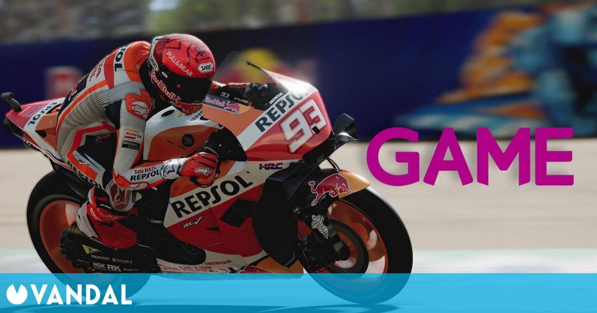 MotoGP 21 ya se puede reservar en GAME con DLC exclusivo de regalo