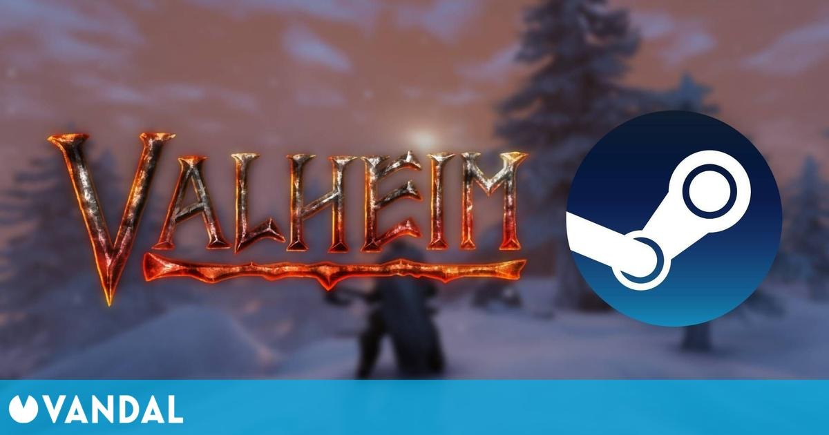 Valheim supera los cinco millones de unidades vendidas en su primer mes en Steam