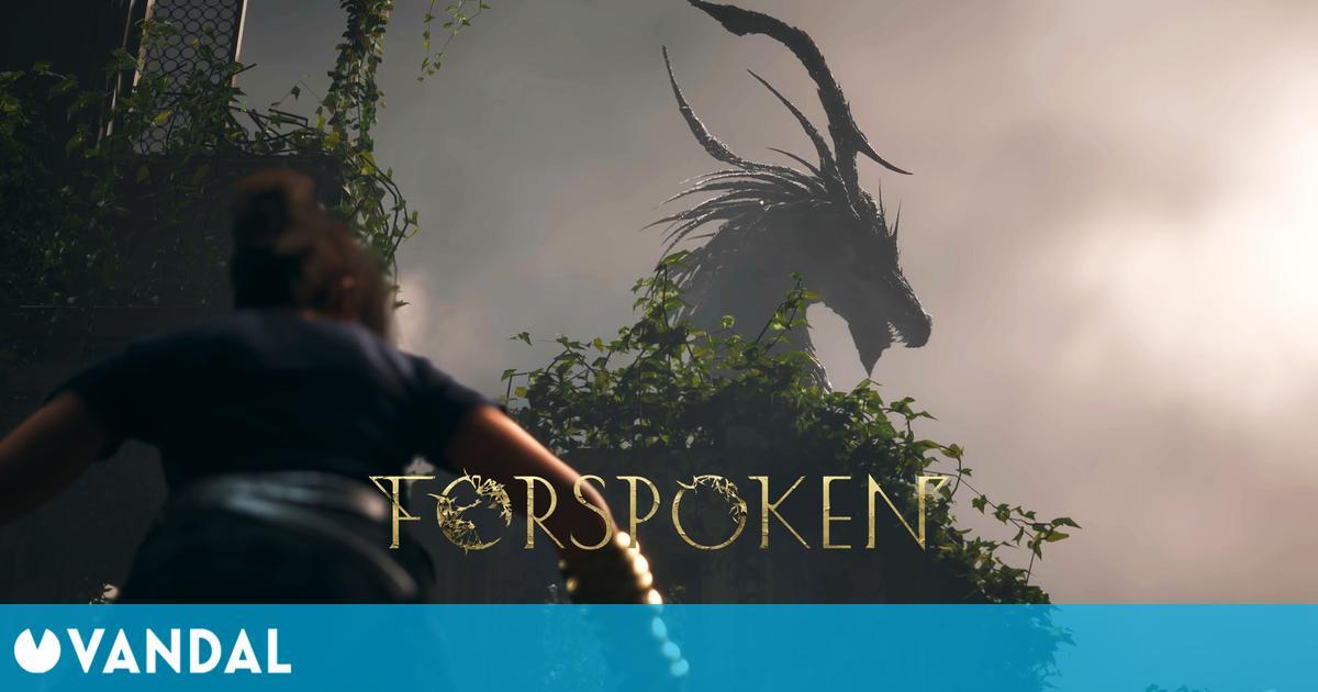 El mágico Forspoken muestra su jugabilidad y protagonista en un vídeo extendido