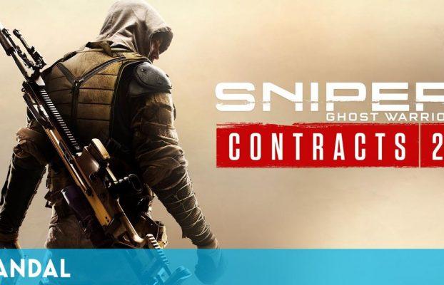 Sniper Ghost Warrior Contracts 2 se lanza el 4 de junio y muestra su primer vídeo gameplay
