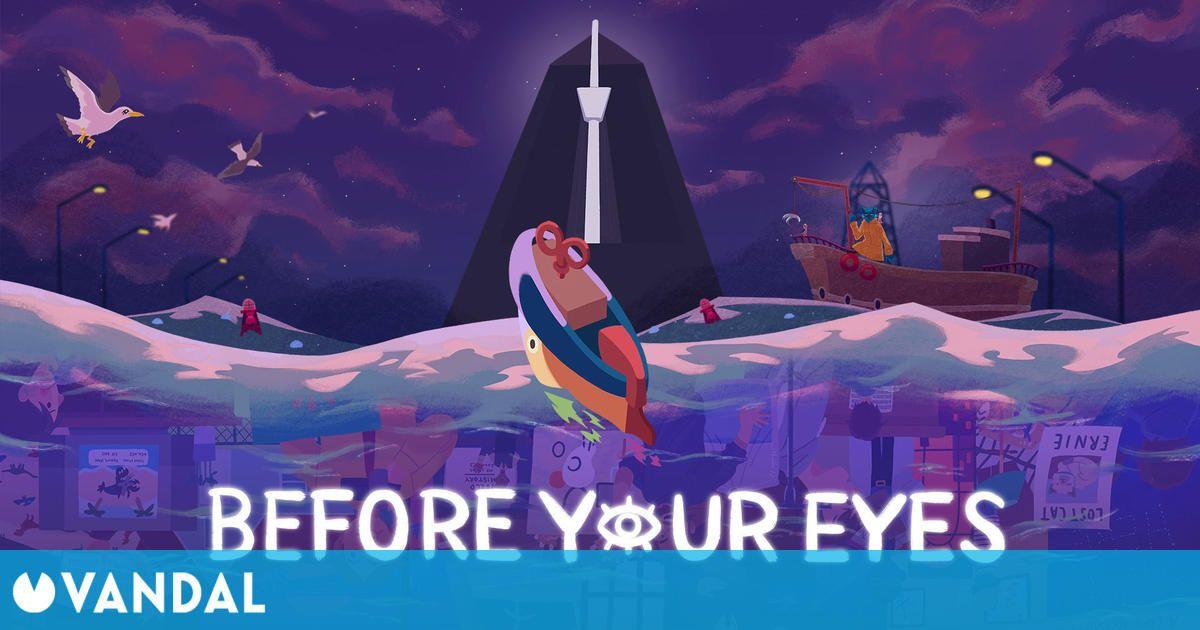 Before Your Eyes, una aventura que avanza cuando parpadeamos, llega el 8 de abril