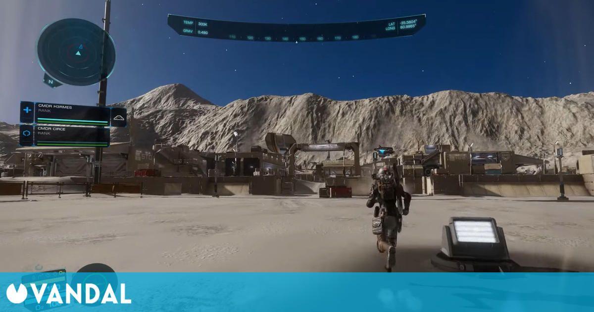 Elite Dangerous: Odyssey muestra 8 minutos de gameplay; la alfa para PC llega en marzo