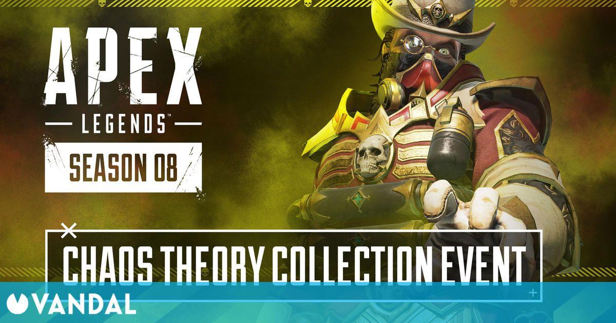 Apex Legends desata la Teoría del Caos con el nuevo tráiler del evento