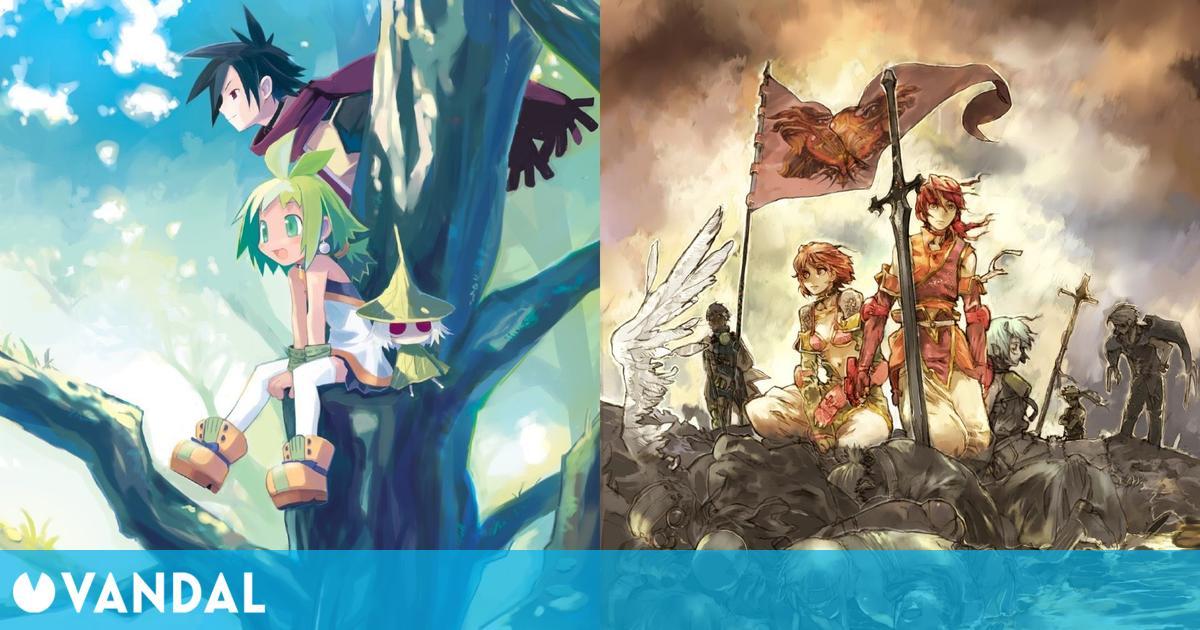 Prinny Presents NIS Classics Volume 1 para Switch y PC, con Phantom Brave y Soul Nomad