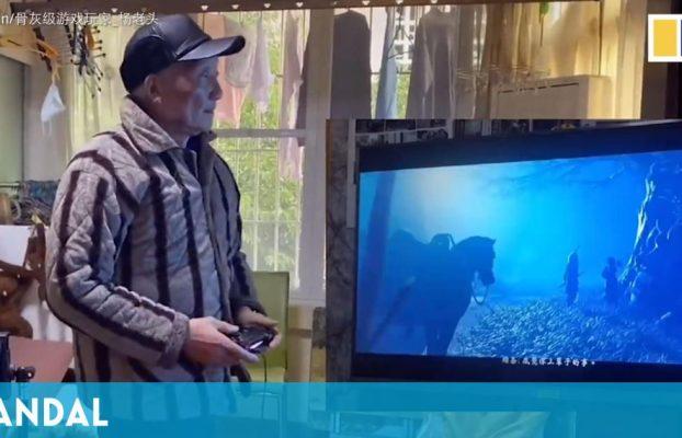 Yang Binglin, el abuelo chino de 86 años que se ha pasado 300 videojuegos en 20 años
