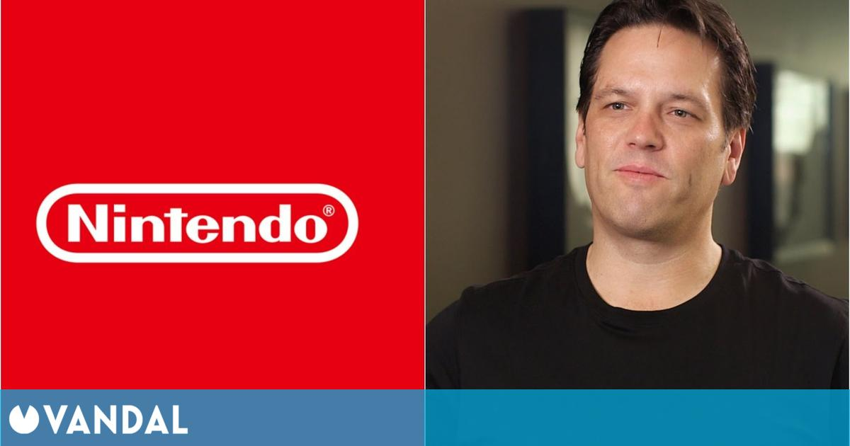 Phil Spencer se deshace en elogios hablando de Nintendo en un documental