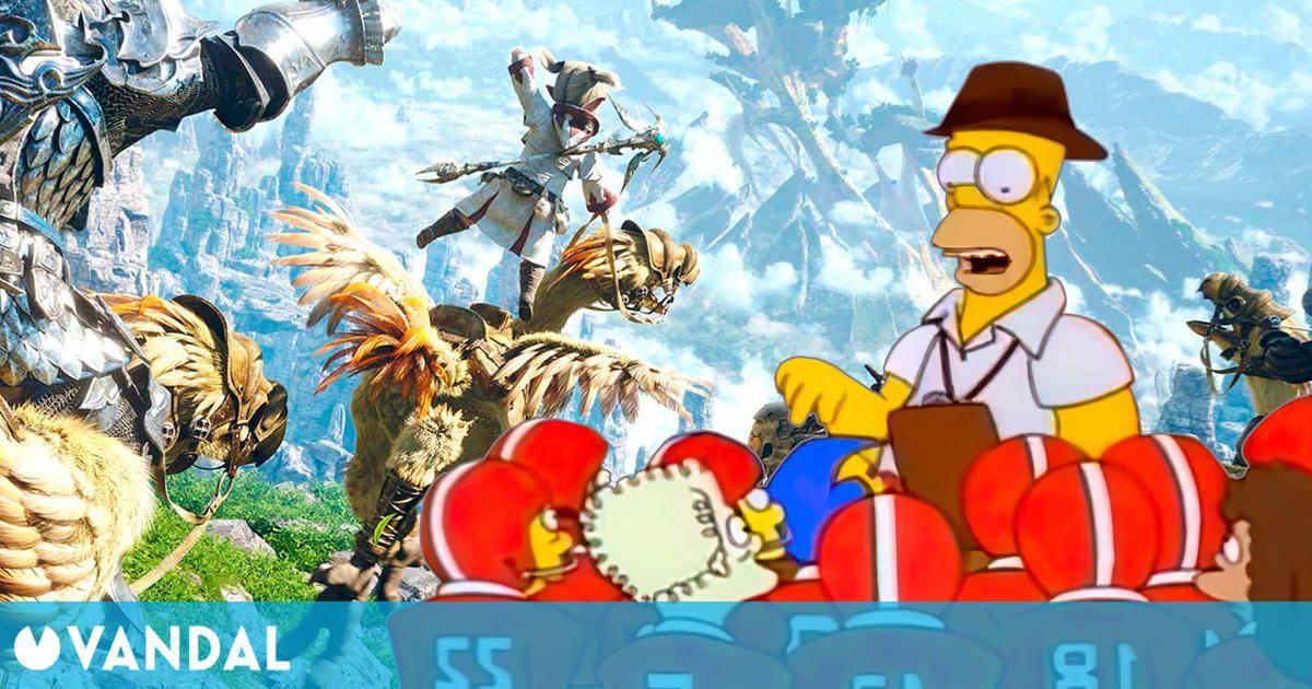 Square Enix expulsa a casi 6000 jugadores por intercambios con dinero en Final Fantasy 14