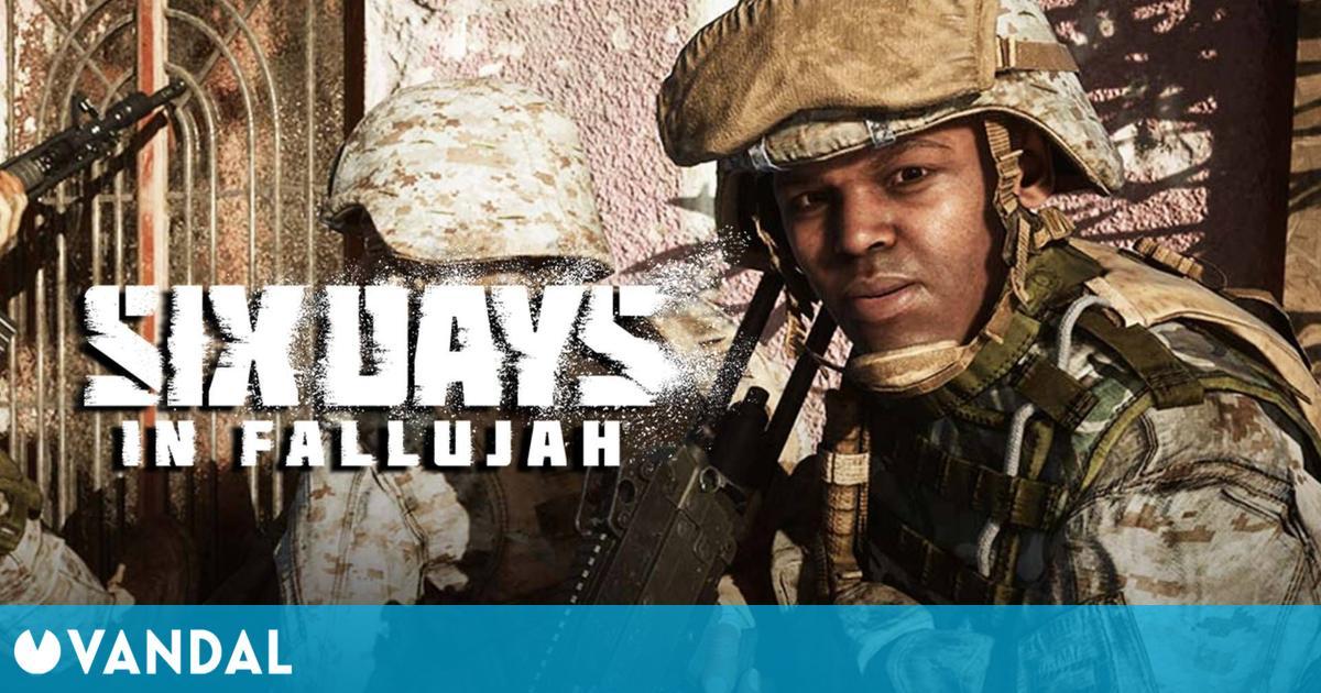 La editora de Six Days In Fallujah reconoce ahora que es 'inseparable de la política'