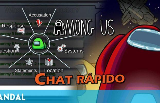 Among Us recibe la función de chat rápido en su última actualización