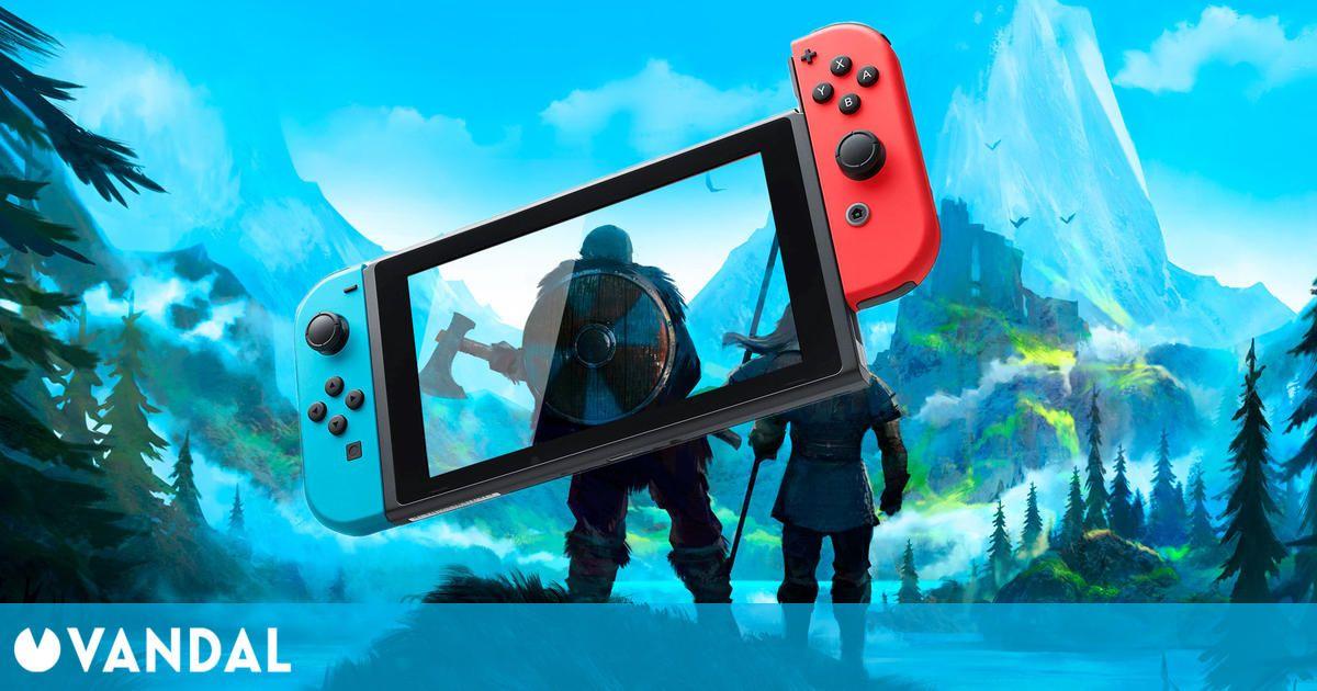 A Panic Button les gustaría llevar Valheim a Nintendo Switch