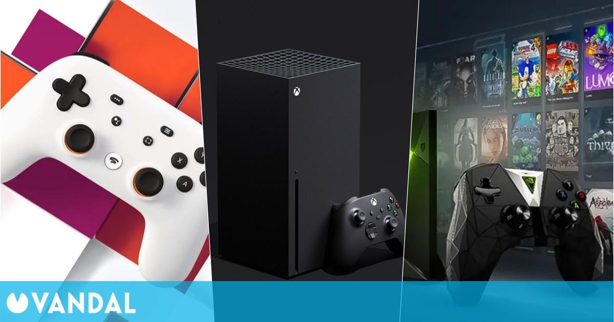 El nuevo navegador de Xbox será compatible con Google Stadia y GeForce Now