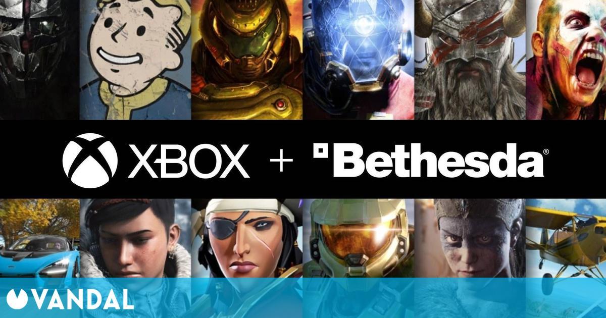 Xbox da la bienvenida oficial a Bethesda: «Algunos juegos serán exclusivos de Xbox y PC»