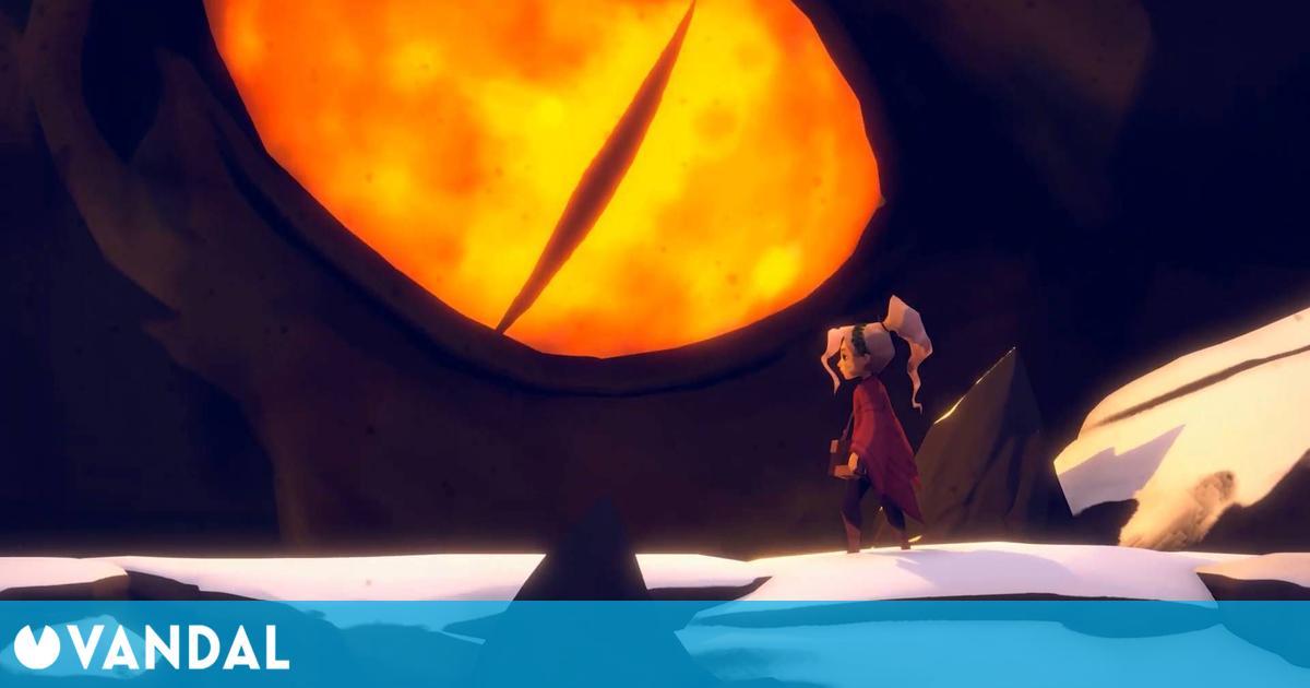 Lost Words: Beyond the Page llegará el 6 de abril a PS4, Xbox One, PC y Switch