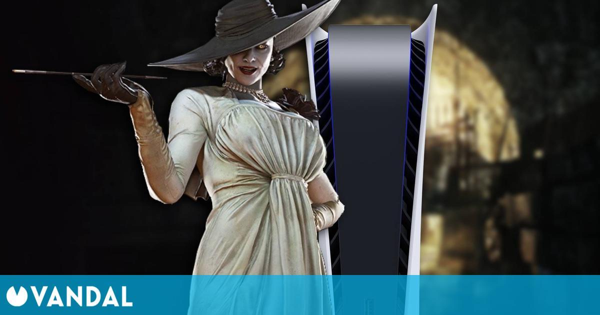 Resident Evil 8: Village desvela cuánto ocupará en el SSD de PS5