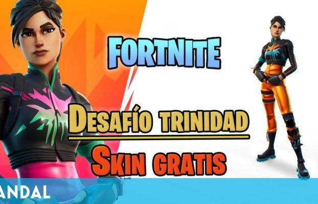 Desafío Trinidad en Fortnite: Cómo conseguir gratis la skin Soldado Trinidad