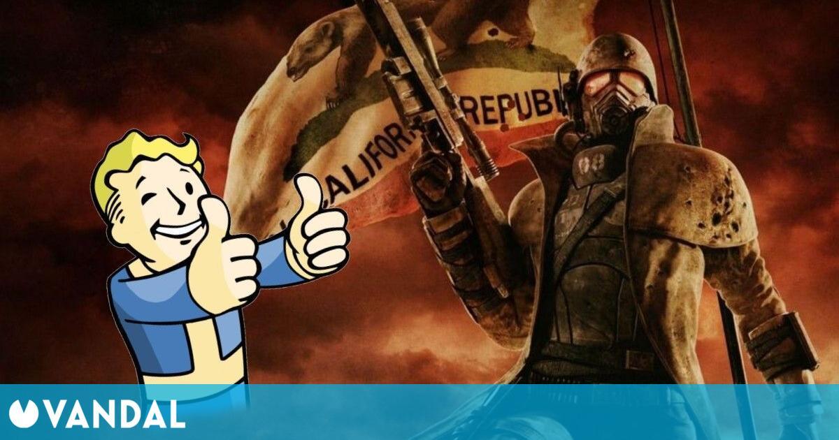 Fallout New Vegas elegido como el Fallout preferido por los participantes de una encuesta