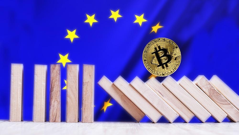 Unión Europea sigue calificando a bitcoin como un activo de riesgo