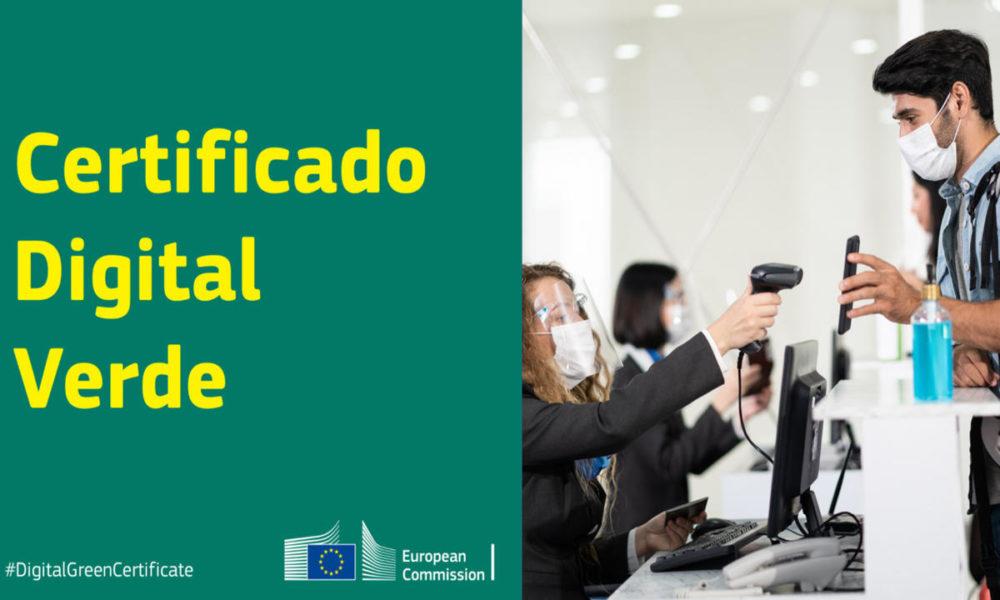 El Certificado Digital Verde facilitará viajar por la UE