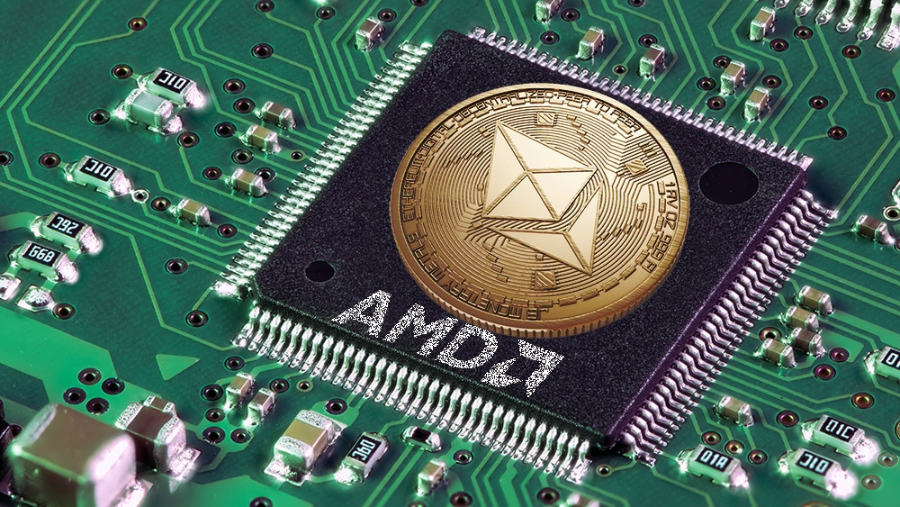 AMD tendría listo un nuevo chip enfocado en la minería de Ethereum