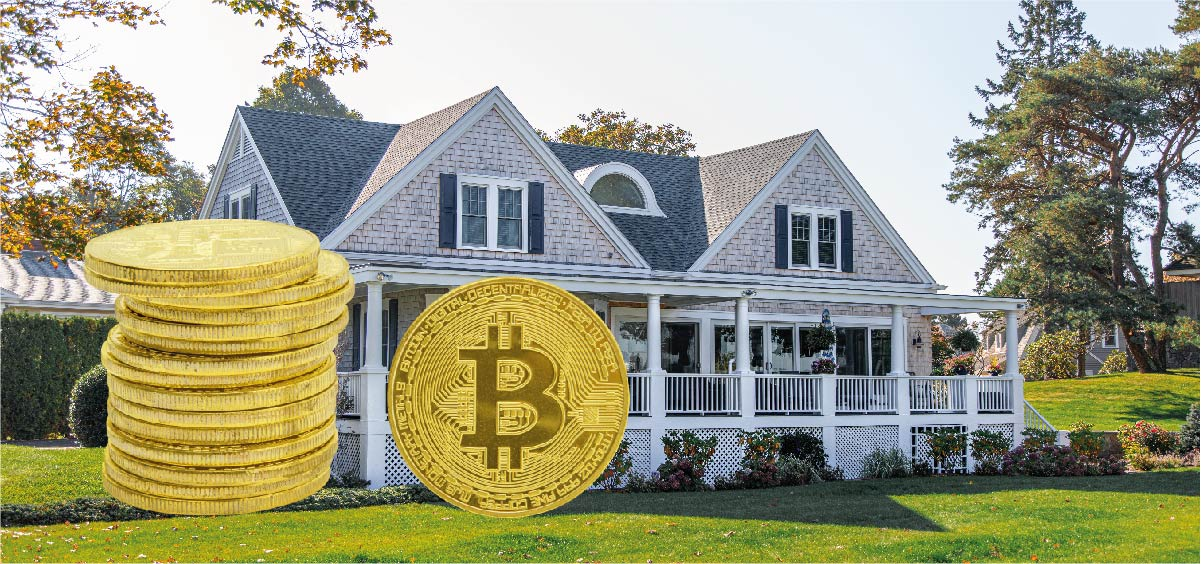 Corredora de hipotecas abre programa de recompensas para la compra de bitcoin