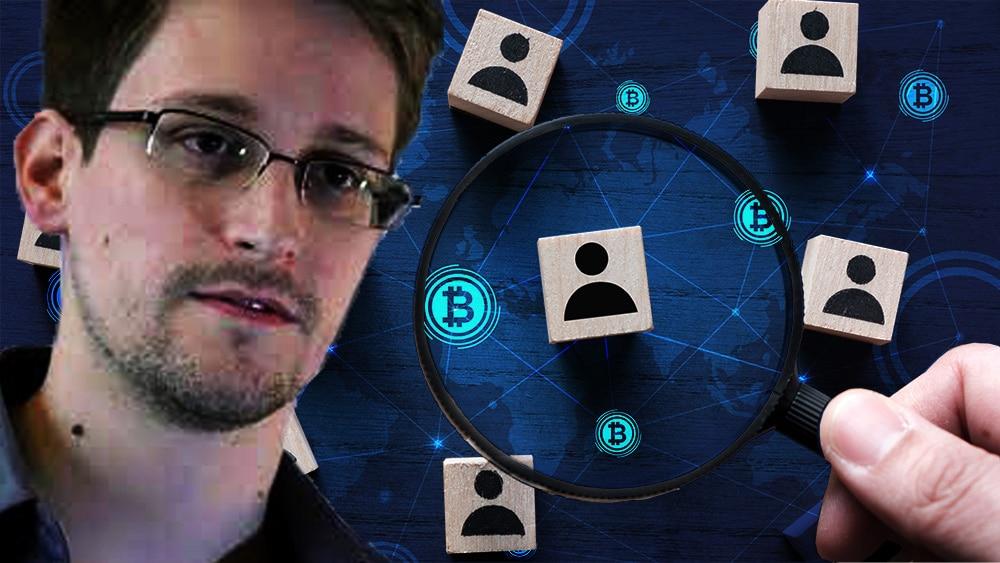 Edward Snowden dice que bitcoin apesta por su falta de privacidad en las transacciones