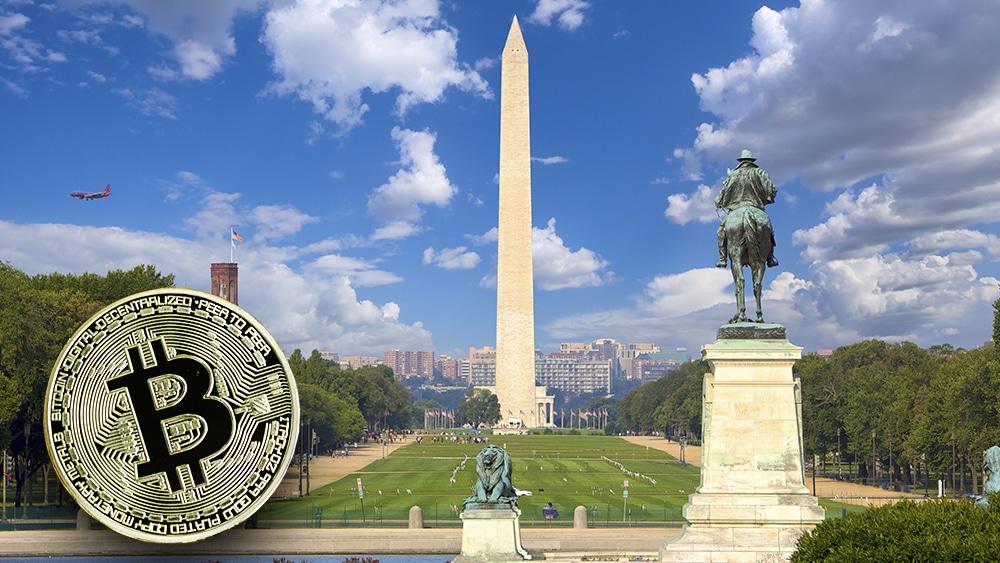 Políticos de Washington ahora son los más buscados por empresas bitcoiners