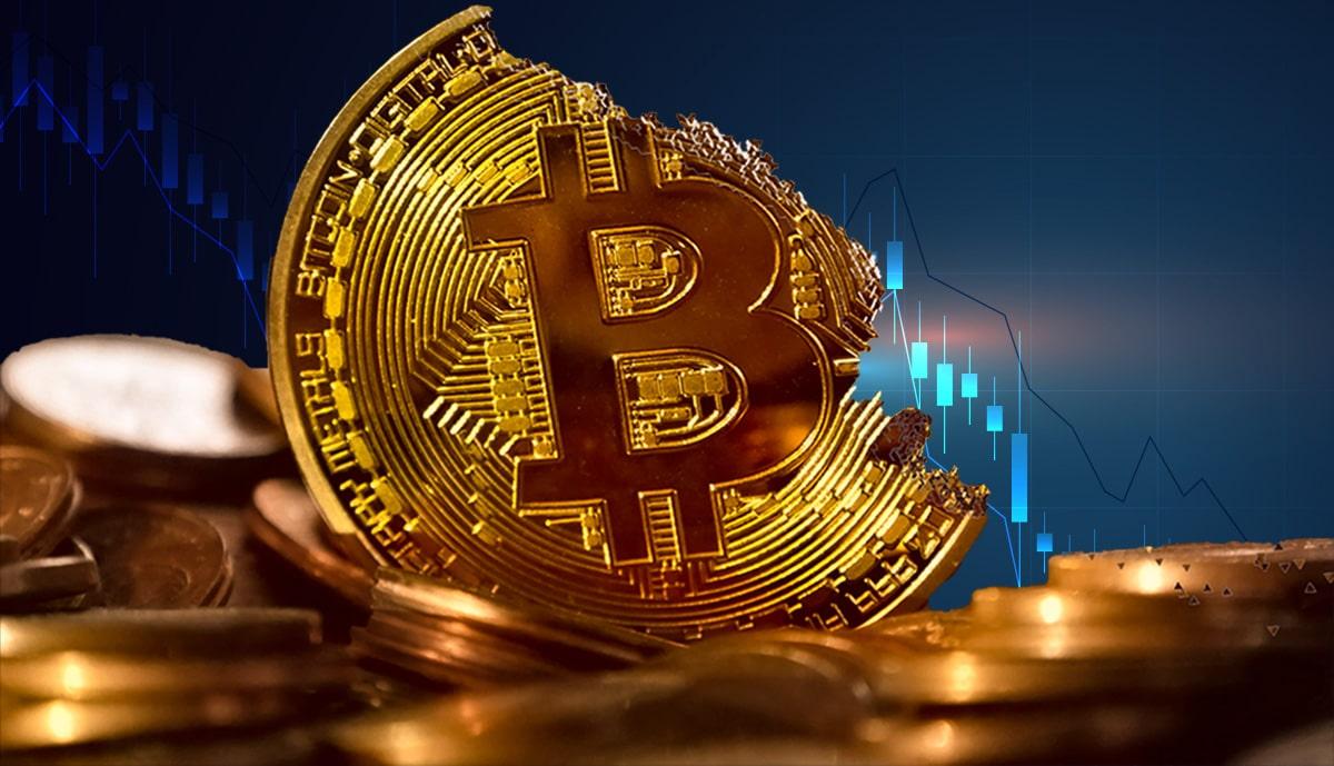 Fondos de bitcoin registran balance más bajo en 5 meses