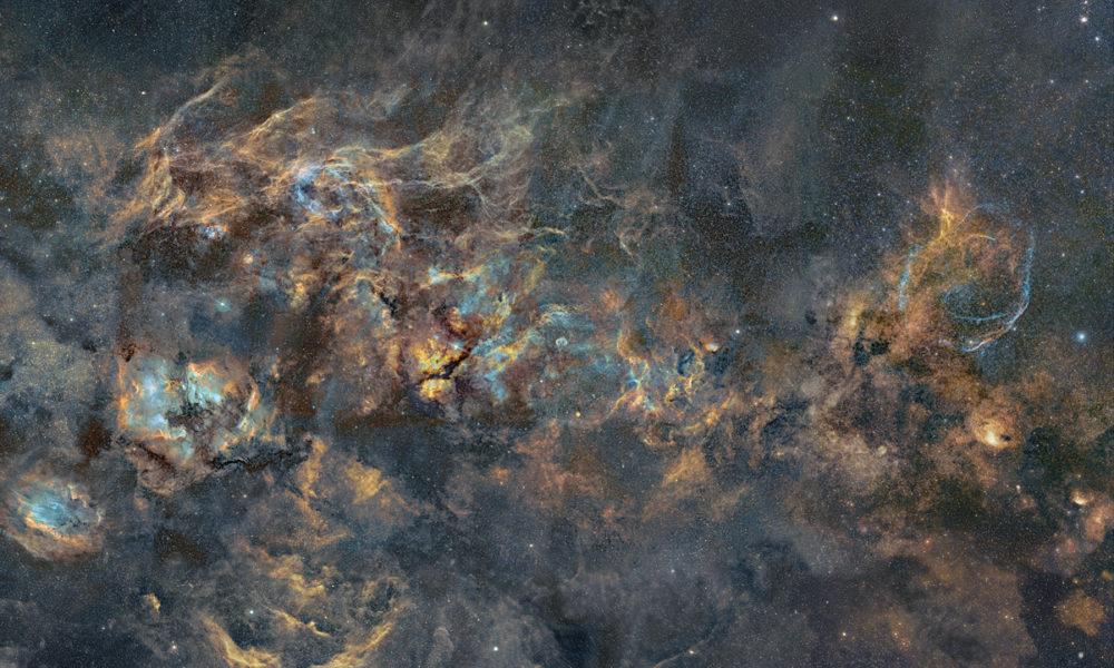 Así luce la Vía Láctea, una fotografía que llevó 12 años