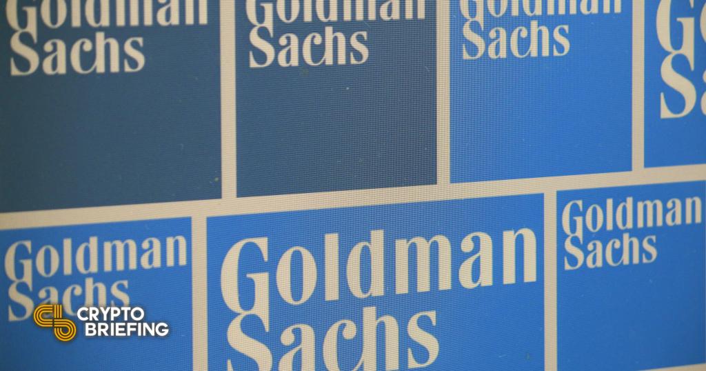Goldman Sachs cobra y reabre la mesa de operaciones de Bitcoin