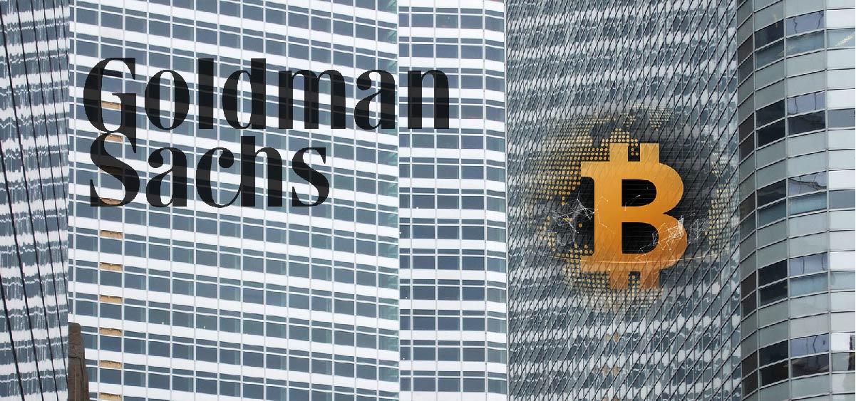 Goldman Sachs ofrecerá bitcoin a sus gestores de patrimonio