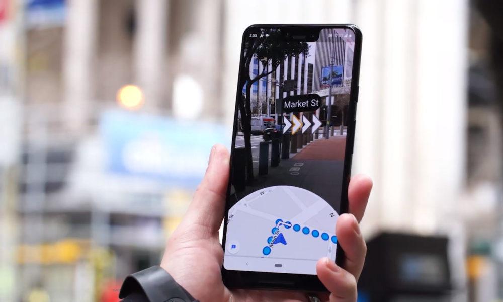Google Maps anuncia más de 100 mejoras para la navegación