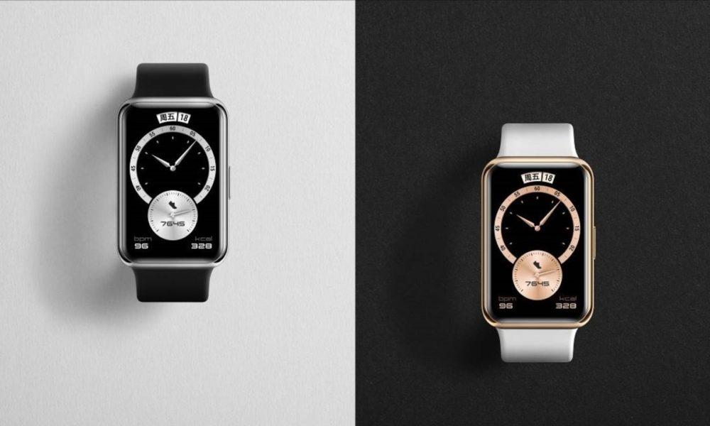 Huawei Watch Fit Elegant, deportivo pero premium