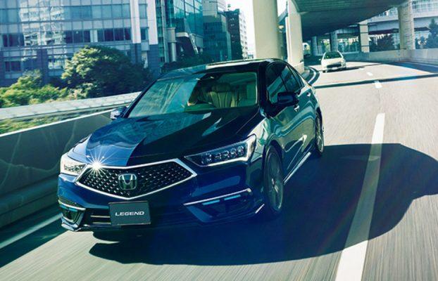 Honda SENSING Elite, primer nivel 3 en conducción autónoma