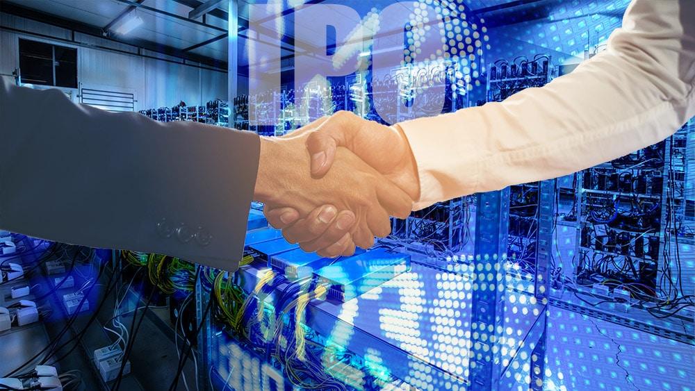 Filial de BitFury saldrá a oferta pública con USD 2 mil millones