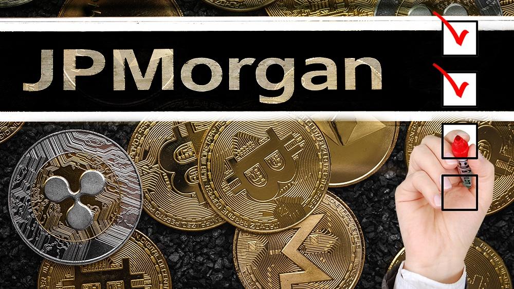 Encuesta de JPMorgan revela que 22% de instituciones invertiría en criptomonedas