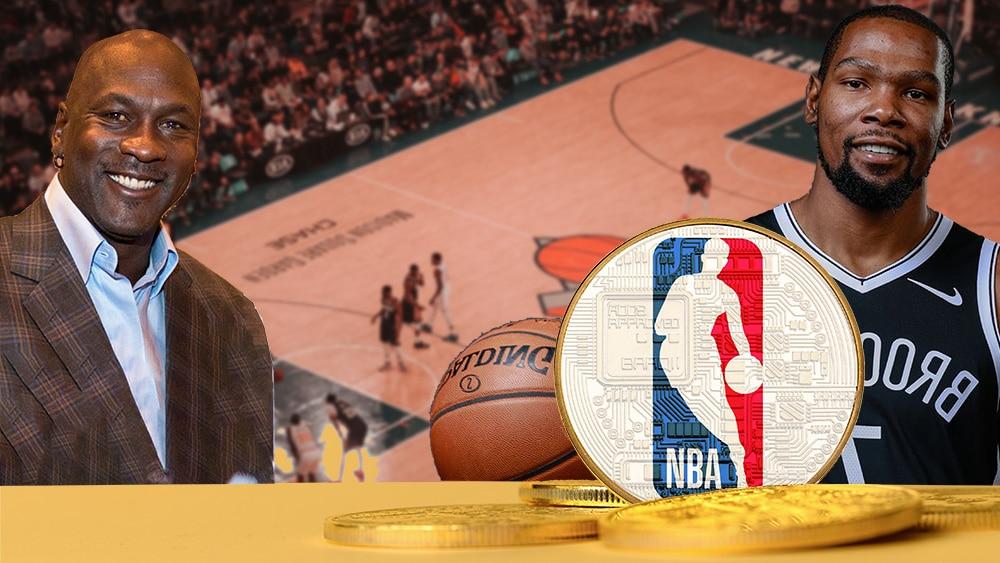 Kevin Durant y Michael Jordan forman equipo para financiar los NFT de la NBA