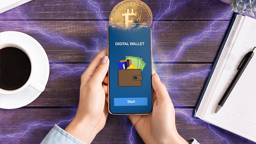 accede a Lightning desde tu cartera y recibe pagos sin tener bitcoin
