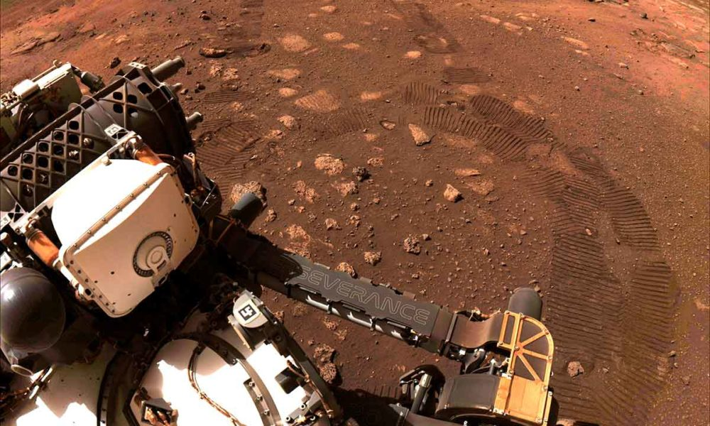 Mars Perseverance: ¿A qué suena Marte?