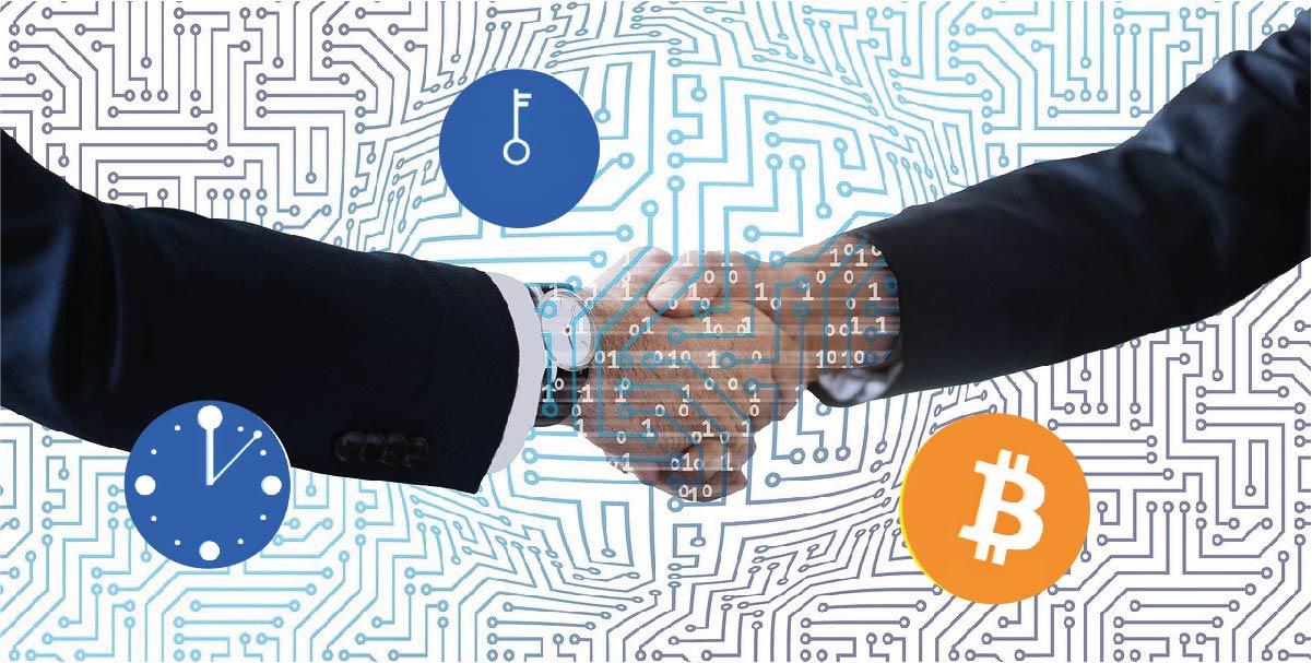 una cartera para cambiar tus bitcoins de propietario sin moverlos
