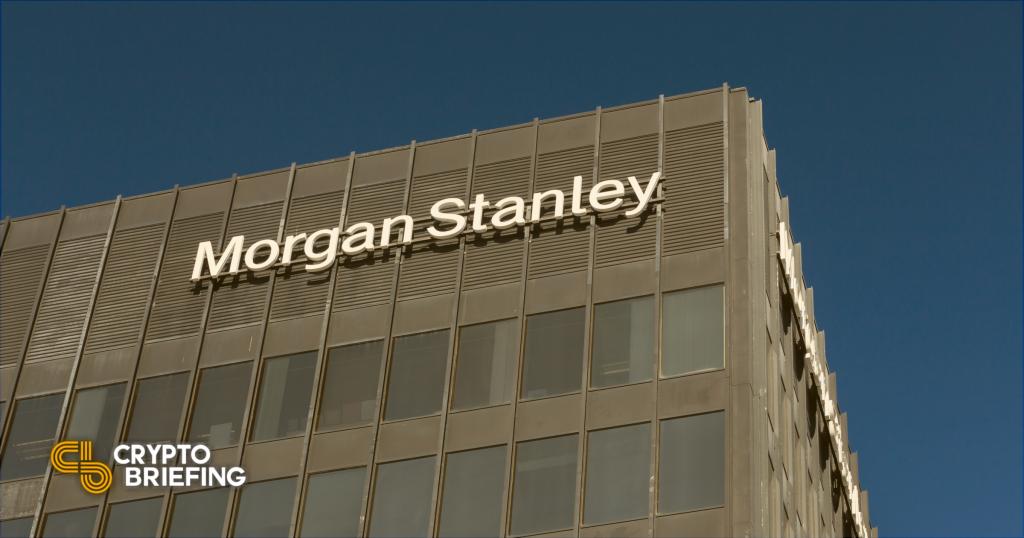 Morgan Stanley ofrecerá Bitcoin a sus inversores más ricos