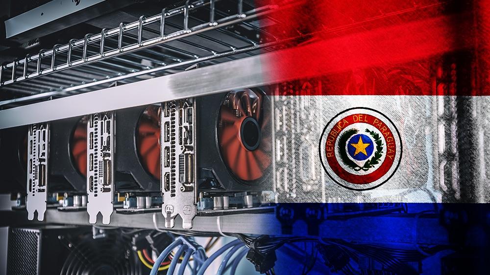 Incautan equipos de minería en la sede de la empresa estatal de electricidad de Paraguay