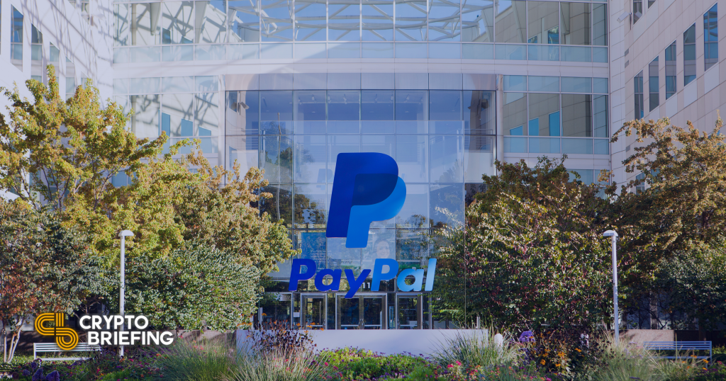 PayPal confirma la adquisición de la primera empresa de cifrado