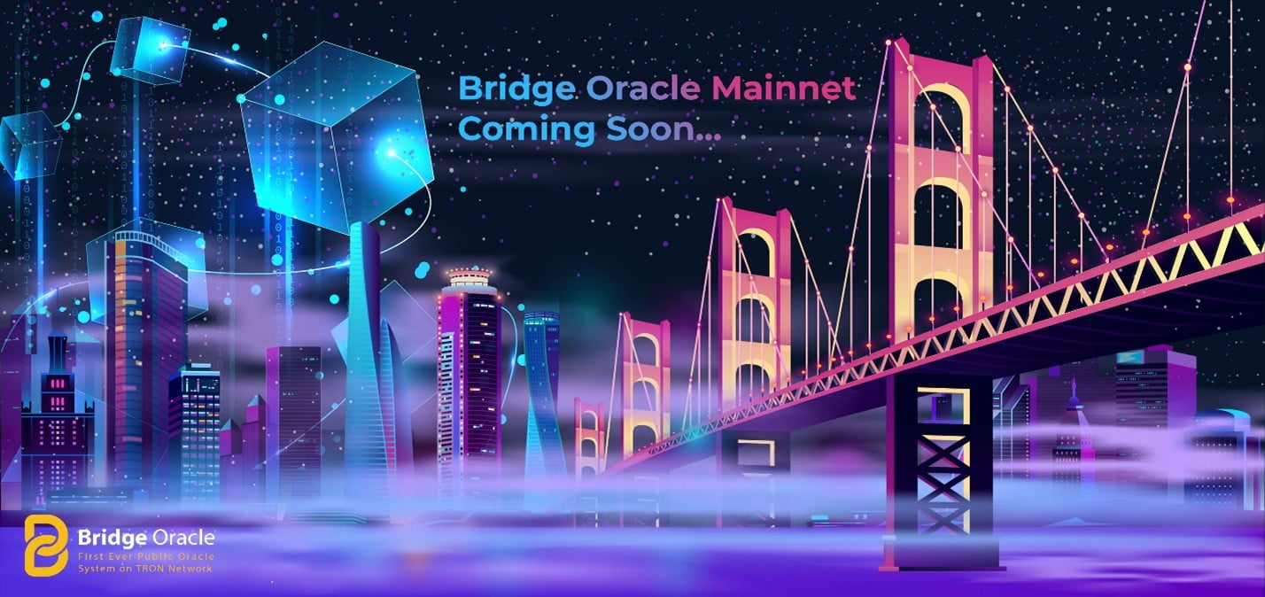 Puente Oracle pronto para lanzar Mainnet