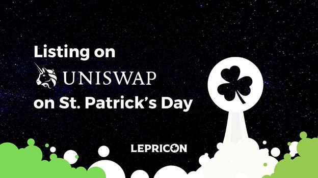 El día de San Patricio es el día de Uniswap para las empresas emergentes de juegos, Lepricon
