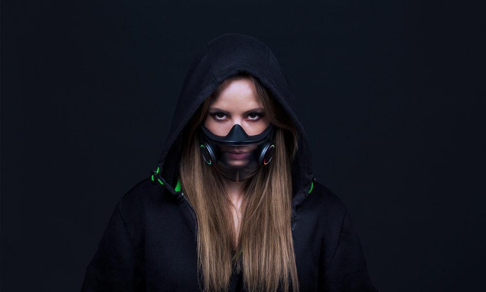 Razer da luz verde a la fabricación de su mascarilla con RGB