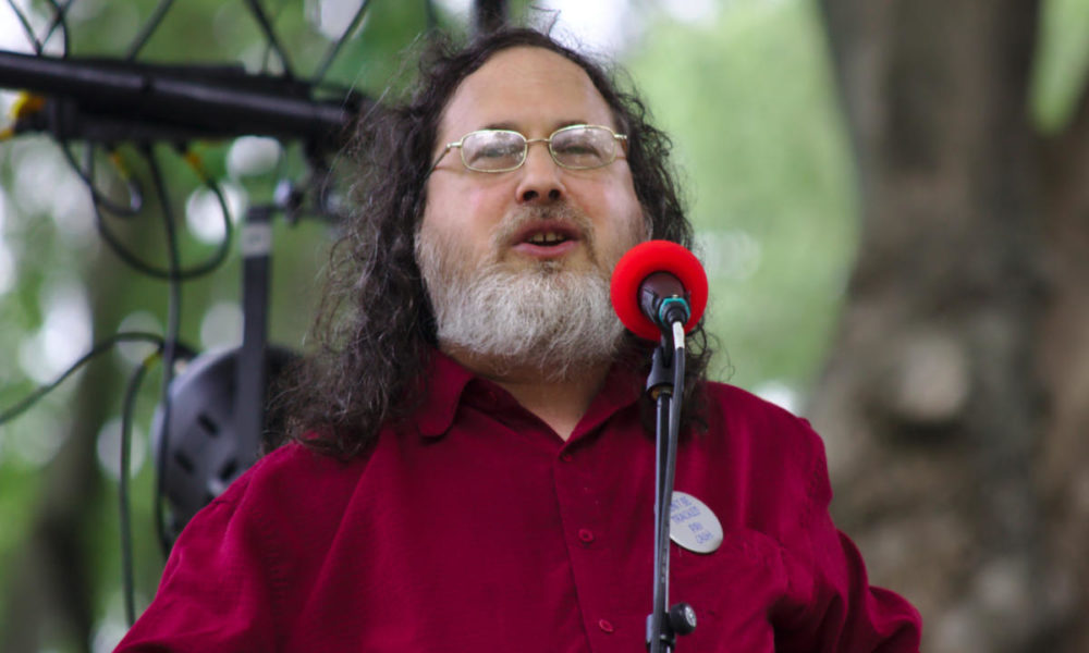 Richard Stallman vuelve al mando de Free Software Foundation