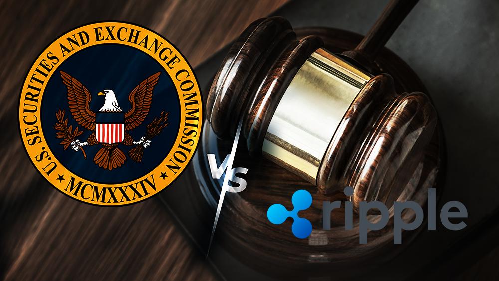 Juez rechaza moción de la SEC para revelar historial financiero de ejecutivos de Ripple