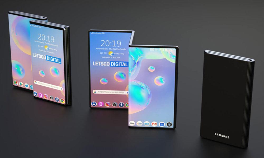 Samsung prepara el smartphone plegable que marcará el fin de la serie Note